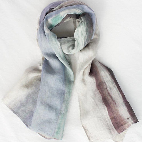 Stormy - Linen Farms Scarf