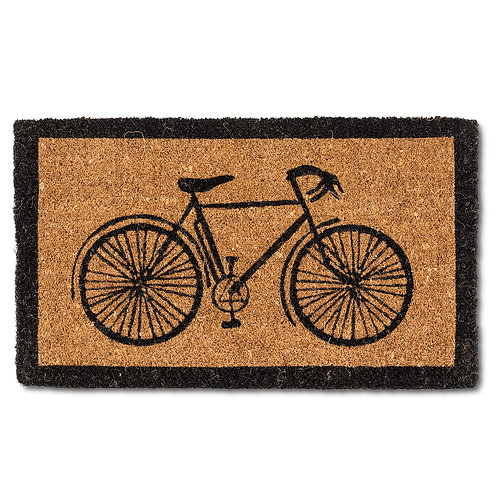 Classic Bicycle Doormat