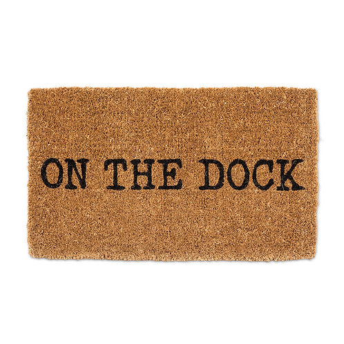 On the Dock Doormat