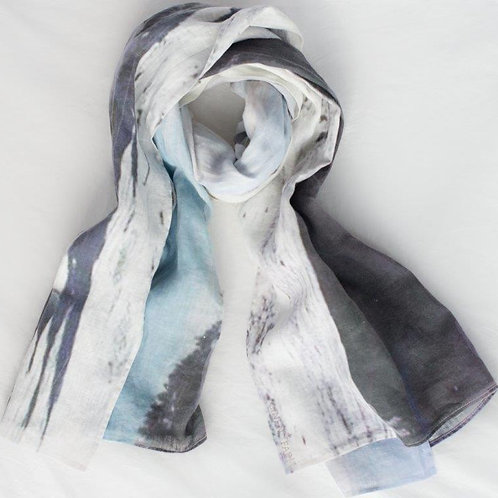 Slope Side - Linen Farms Scarf