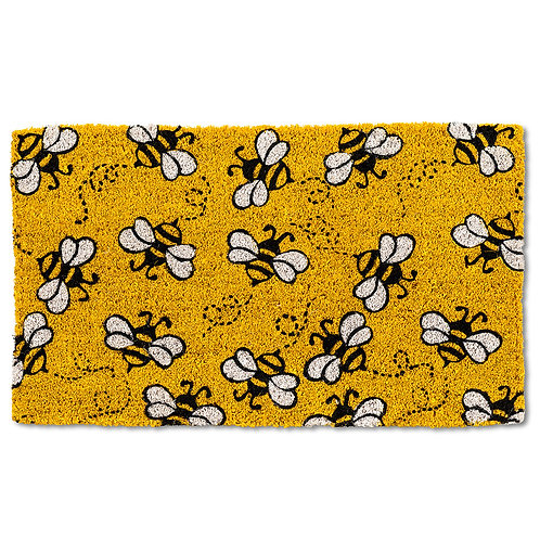 All Over Flying Bees Doormat