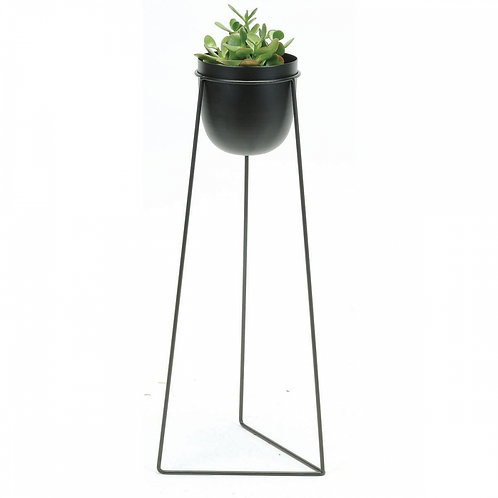 Pot in Triangle Stand