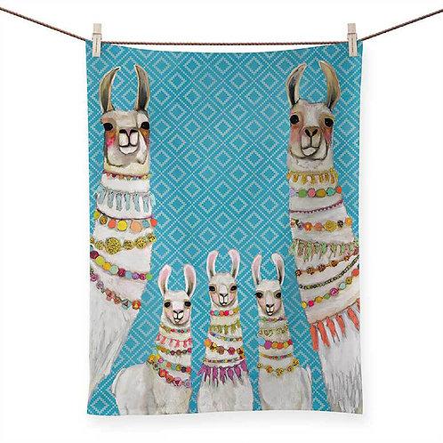 Necklaces - 100 % Cotton Tea Towel