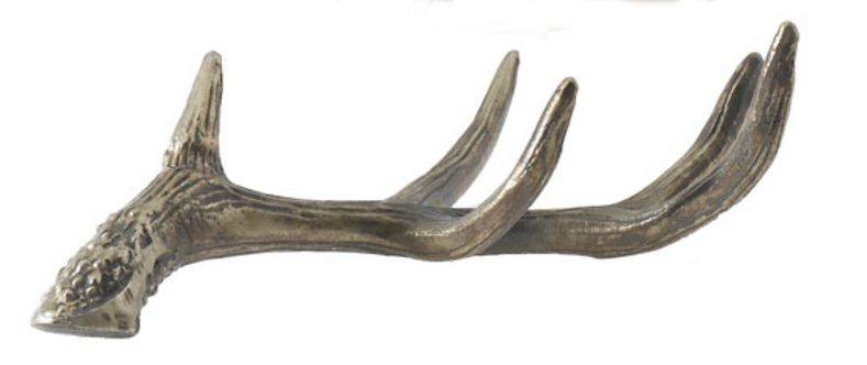 Eric & Eloise Collection Bronzed Antler