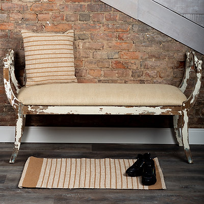 Farmhouse Bench /Ottoman
