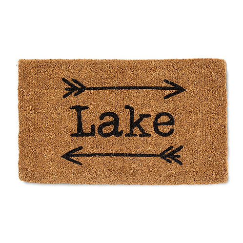 Lake with Arrows Doormat