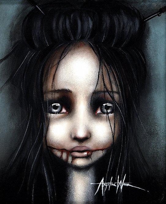 Little Dahlia -  Angelina Wrona Print