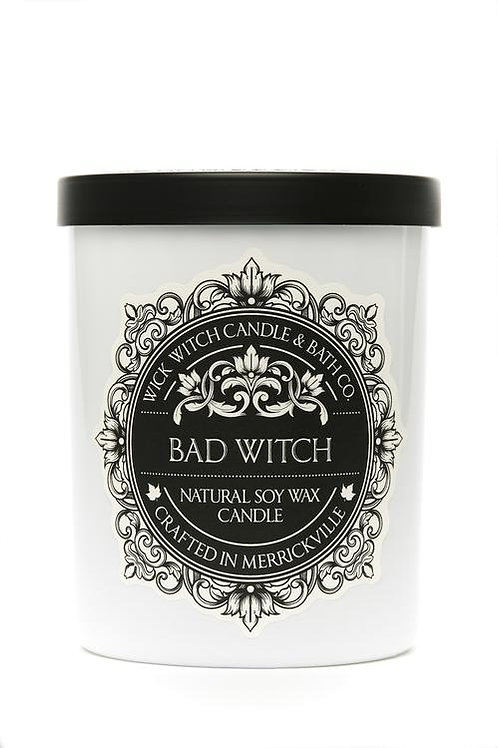Bad Witch - Wick Witch Natural Soy Wax Candle