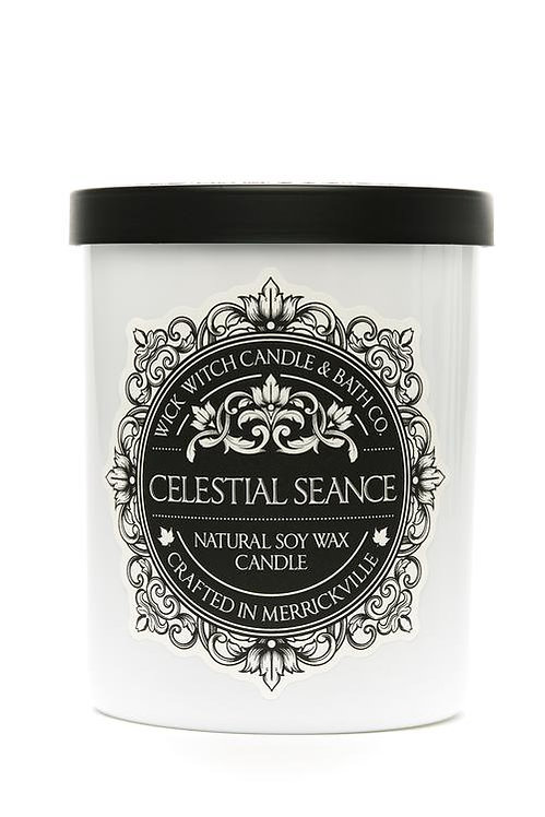 Celestial Seance - Wick Witch Natural Soy Wax Candle