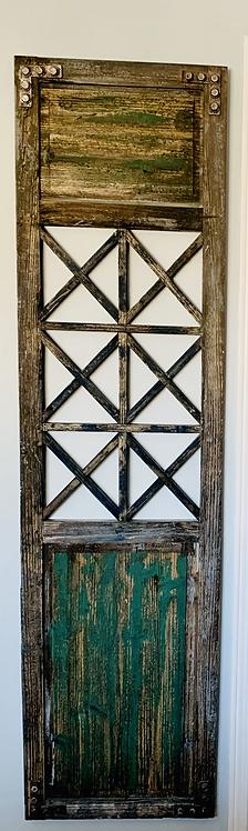 Farmhouse Decorative Door