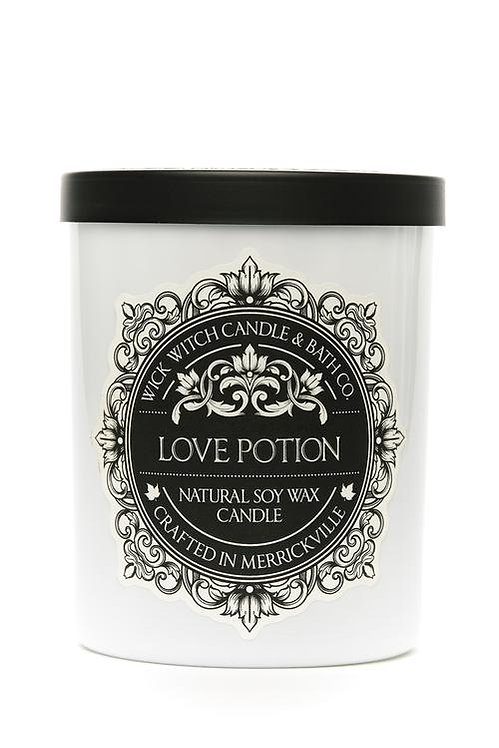 Love Potion - Wick Witch Natural Soy Wax Candle