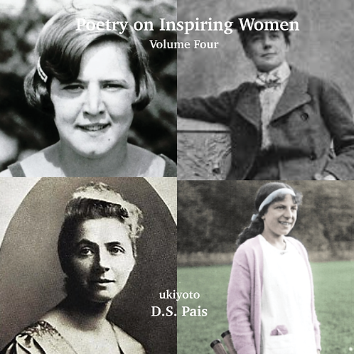 Poetry on Inspiring Women Volume Four