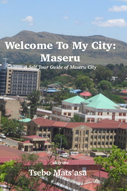 Welcome To My City: Maseru - Flipbook