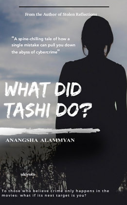 What did Tashi do? - Hardback