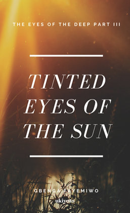 Tinted Eyes of the Sun - Paperback