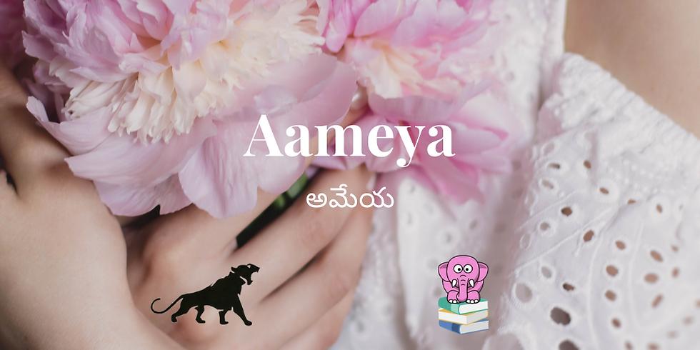Aameya