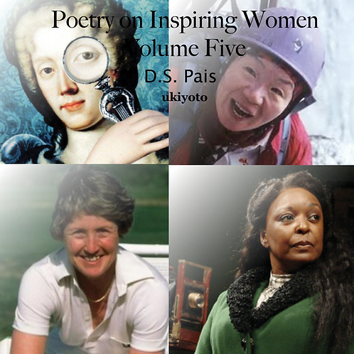 Poetry on Inspiring Women Five