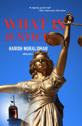 What is Justice - Hardback