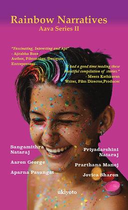 Rainbow Narratives - Paperback