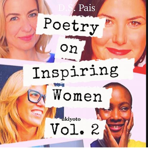 Poetry on Inspiring Women Volume Two