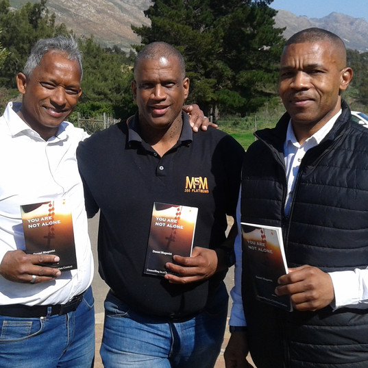 Readers in South Africa