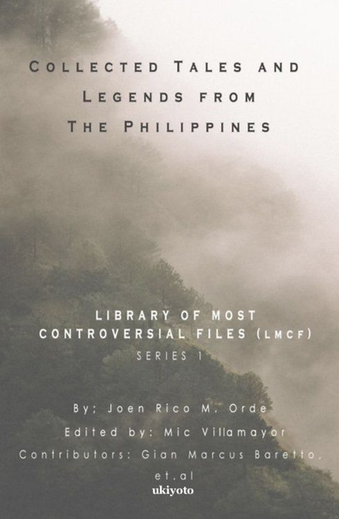 Collected Tales and Legends from The Philippines - Paperback