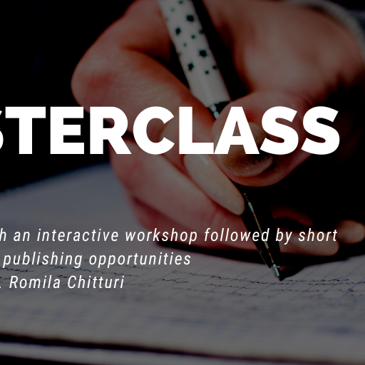 Masterclass: All About Writing