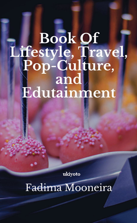 Book of lifestyle, travel, pop and edutainment - Paperback