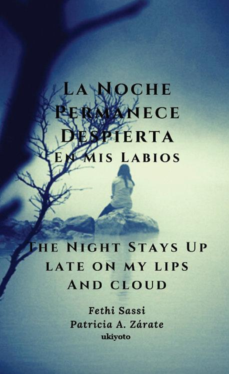La Noche Permanece Despierta En Mis Labios