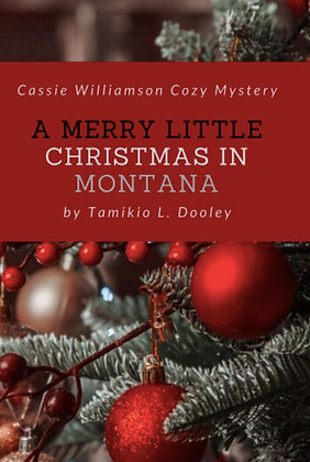 A Merry Little Christmas in Montana - Paperback