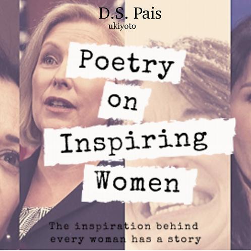 Poetry on Inspiring Women Volume One