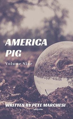 America Pig - Paperback