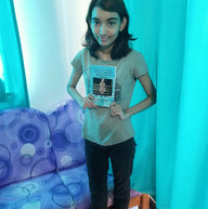 ThatSoEvelyn Author With Her Book.jpg