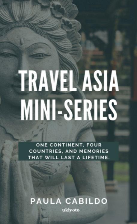 Travel Asia Mini Series - Paperback