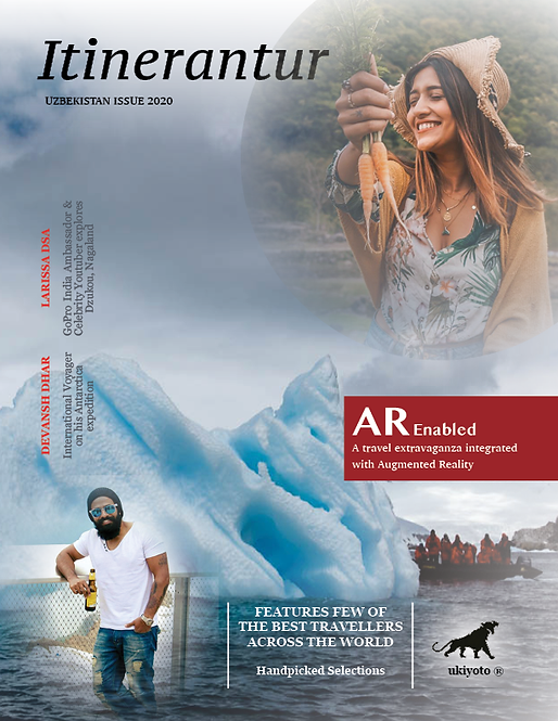 Itinerantur: The AR Enabled Travel Extravaganza