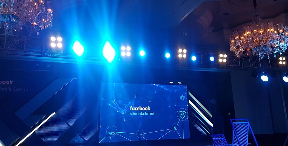 Facebook AI India Summit