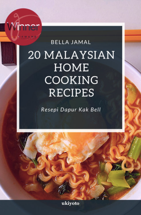 20 Malaysian Home Cooking Recipes - Paperback