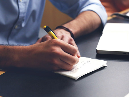 Basic Story Writing Tips