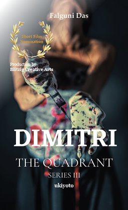 Dimitri: The Quadrant Series III - Hardback