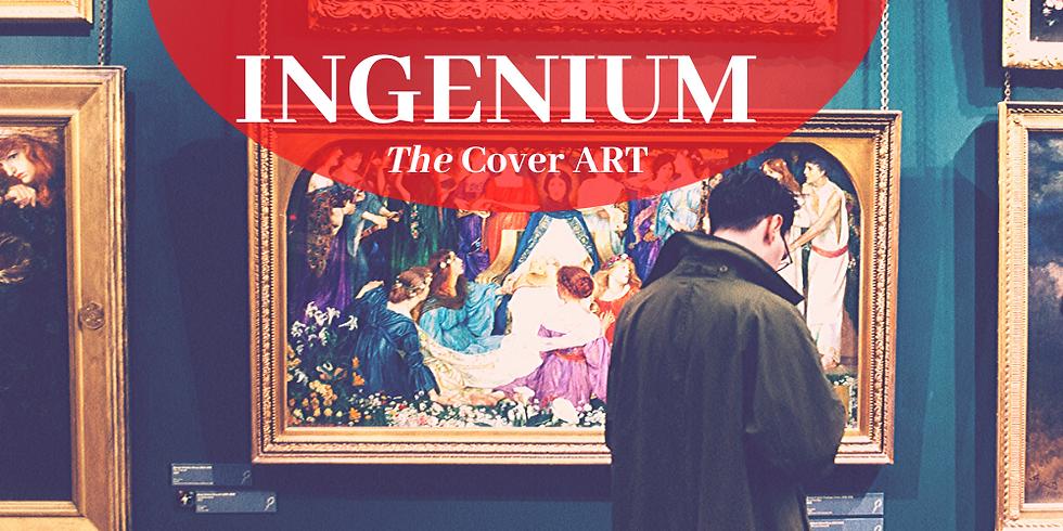 Ingenium: The Cover Art
