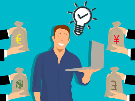 Ten Excellent Ways of Monetising a Blog!