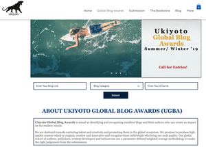 Global Blog Awards 2019
