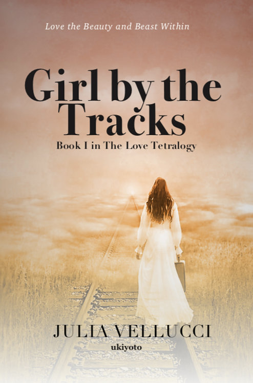 Girl by the Tracks - Paperback