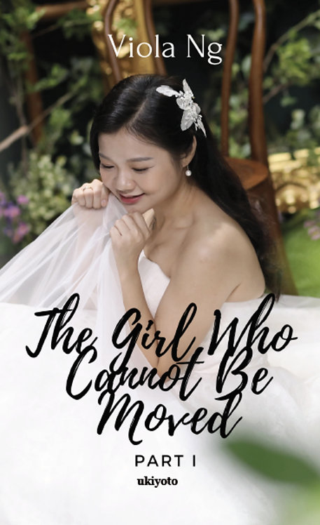 The Girl Who Cannot Be Moved - Paperback