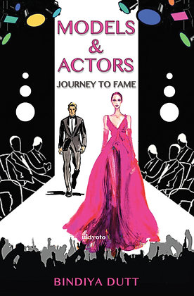Models and Actors - Hardback