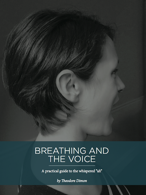 Breathing and the Voice eBook