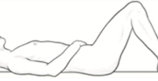 Dev-Mo Project. Semi-Supine Position. Lowering and Raising the Leg