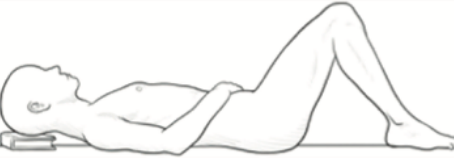 Dev-Mo Project. Semi-Supine Position. Lowering the Leg with Toe Creep