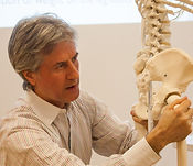 Ted Dimon, founder and director of the Dimon Institute and world-renowned expert in the Alexander Technique.