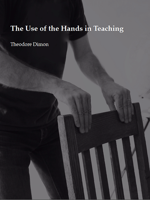 The Use of the Hands in Teaching eBook